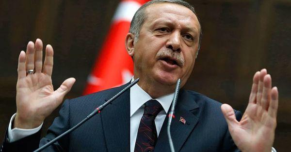 Эрдоган назвал превращение в мечеть собора Святой Софии шагом к великой Турции thumbnail