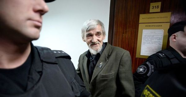 Istoricul Gulagului, Yuri Dmitriev, condamnat la 13 ani de închisoare thumbnail