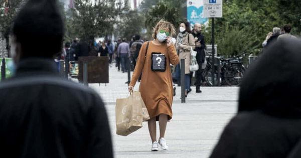 В Бельгии маски станут обязательными в магазинах, кинотеатрах и музеях thumbnail