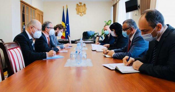 Вице-премьер Кристина Лесник встретилась с главой Миссии ОБСЕ в Молдове thumbnail