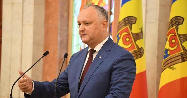 Igor Dodon: Plata serviciilor comunale nu va fi anulată thumbnail