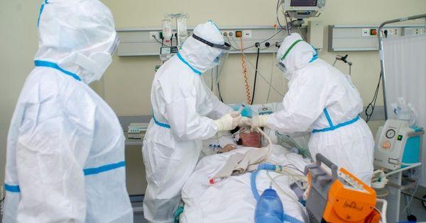Halucinațiile terifiante ale pacienților cu COVID: L-am văzut pe Diavol thumbnail