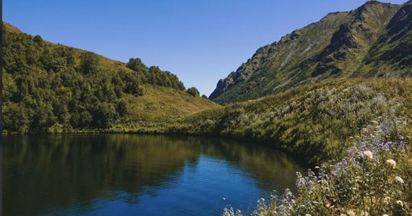 В Сочи исчезло озеро thumbnail