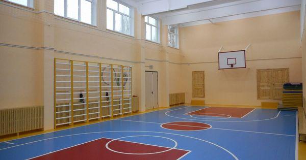 Дети, проживающие возле школы, смогут посещать в них спортивный зал thumbnail