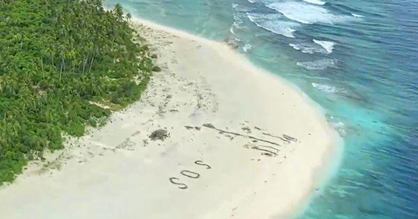 Cum au fost salvați 3 marinari dispăruți pe o insulă pustie thumbnail