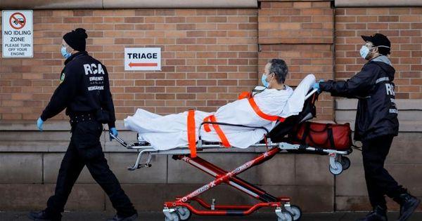 Pandemia de COVID-19 accelerează: Situația cea mai gravă rămâne în SUA thumbnail