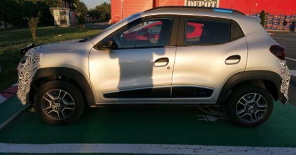 В Румынии сфотографировали тестовую модель электромобиля Dacia thumbnail