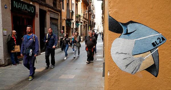 В Испании начали тестировать приложения, выявляющего контакты больных COVID-19 thumbnail