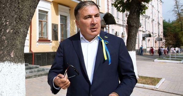 Саакашвили лишат звания почетного доктора Ереванского университета thumbnail