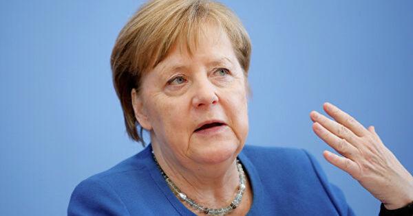 Меркель заявила, что оснований для отмены карантина в Германии нет thumbnail