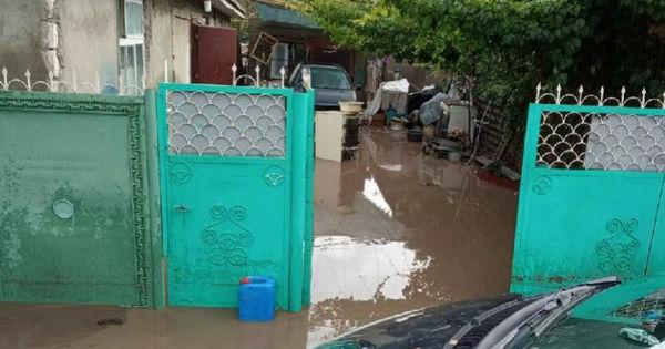 По меньшей мере 70 домов в АТО Гагаузия были затоплены thumbnail