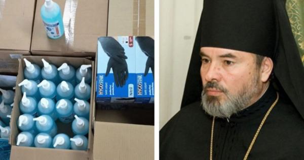 Episcopiile de Bălți și Fălești au donat 5.400 lei pentru medici thumbnail