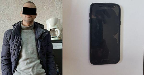 O tânără a rămas fără telefonul mobil în plină stradă. Hoțul, reținut thumbnail
