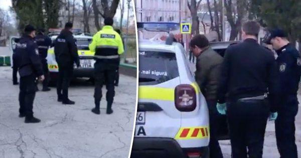 """В парке """"Валя Морилор"""" наркоманы устроили погром: ранен полицейский"""
