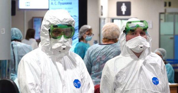 Число медицинских работников, инфицированных COVID-19, выросло до 84 thumbnail