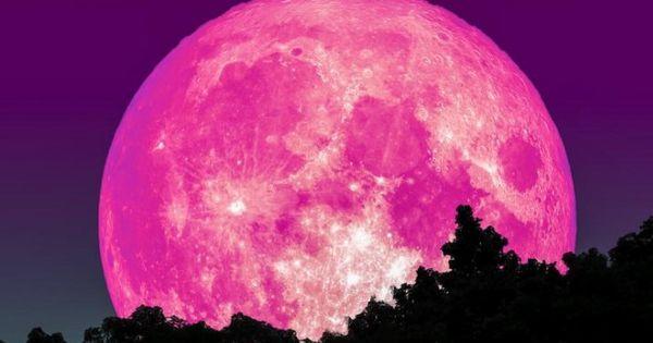 Luna Căpșună: Apariție spectaculoasă pe cer în câteva ore thumbnail
