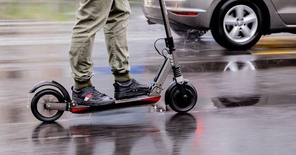 В Дании издадут закон, защищающий водителей электросамокатов thumbnail