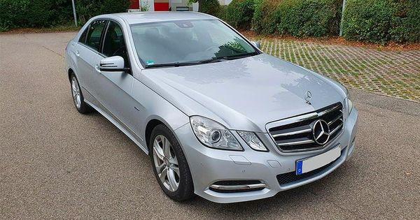 Cum arată un Mercedes-Benz E-Class cu 1 milion km parcurşi thumbnail