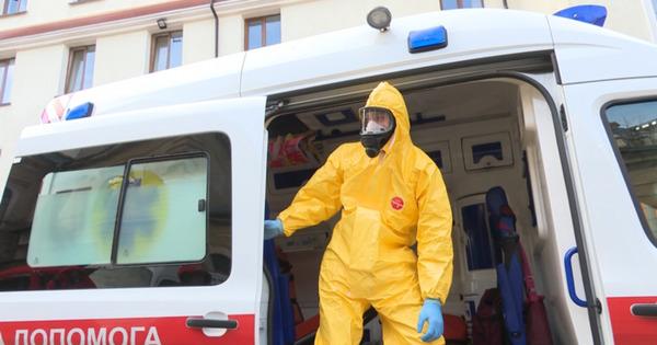 В Украине новый рекорд – выявили более 3500 заболевших COVID-19 за сутки thumbnail