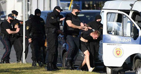 В Минске начались новые задержания thumbnail