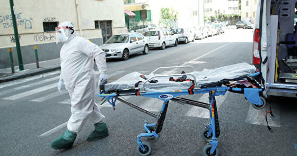 На Украине число зараженных коронавирусом возросло до 1072 человек thumbnail