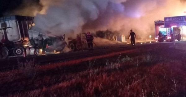 Полиция восстановила картину смертельного ДТП с участием грузовиков thumbnail