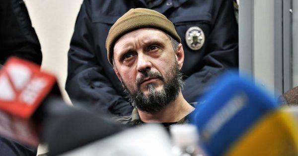 Суд оставил под стражей подозреваемого в убийстве Шеремета thumbnail