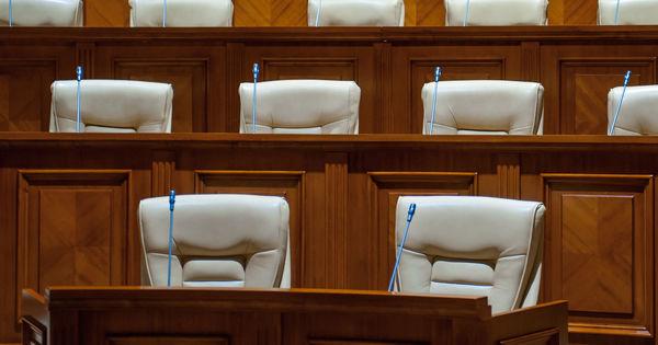 Ședință eșuată în Parlament: Microfoane deconectate ca în iunie 2019 thumbnail