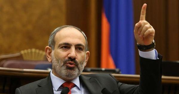 Пашинян заявил об угрозе существованию армянского народа thumbnail