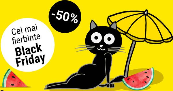 Top Shop anunță Cel mai fierbinte Black Friday: Reducere -50% la articolele selectate Ⓟ thumbnail