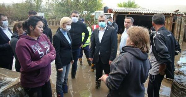 Dezastru provocat de inundații la Comrat: Guvernul dă bani din fondul de rezervă thumbnail
