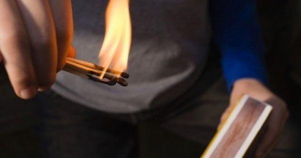 Doi minori au provocat un incendiu în timp ce se jucau cu chibriturile thumbnail