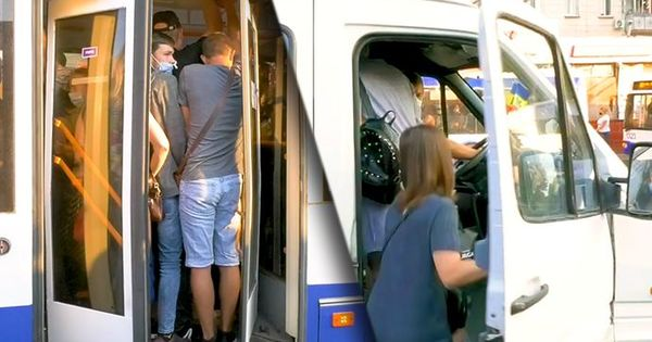 Microbuze și troleibuze, pline până la refuz în pandemie. Ce spun șoferii thumbnail