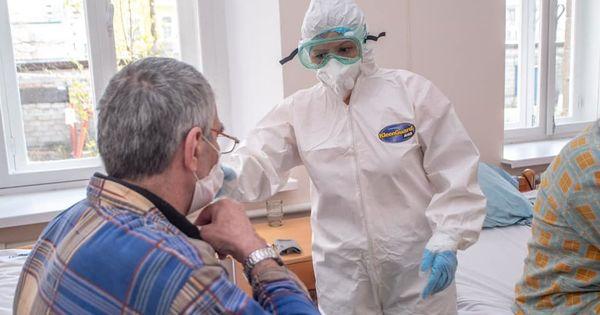 Veste bună: Primul bărbat din Soroca infectat cu coronavirus, vindecat thumbnail