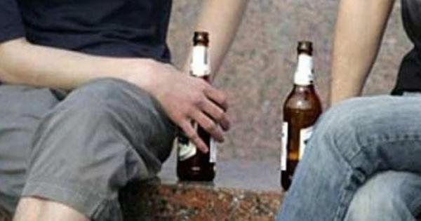 За распитие алкоголя в общественных местах задержано уже 5438 граждан thumbnail