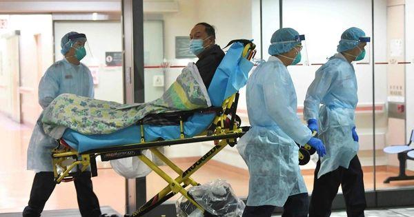 COVID-19 atacă din nou China: 14% dintre cei vindecaţi, testaţi pozitiv thumbnail