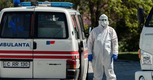 Число жертв коронавируса в Молдове достигло 658 человек thumbnail