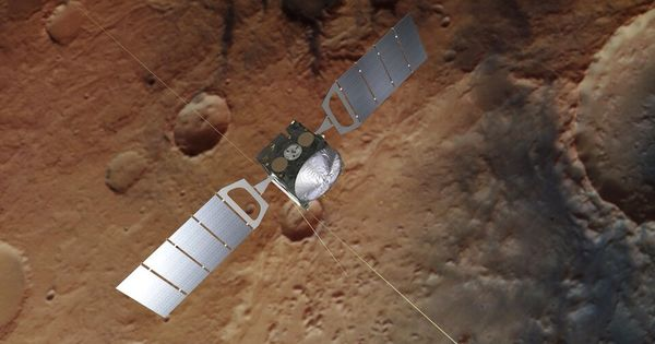 Приостановленные европейские космические миссии возобновили работу thumbnail