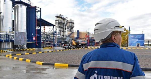 """""""Нафтогаз"""" заявил о планах """"Газпрома"""" увеличить мощности для транзита thumbnail"""