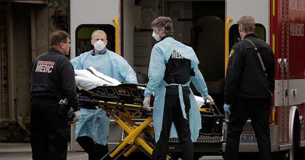 Coronavirus: Peste 1.000 de morţi şi aproximativ 70.000 de cazuri în SUA thumbnail