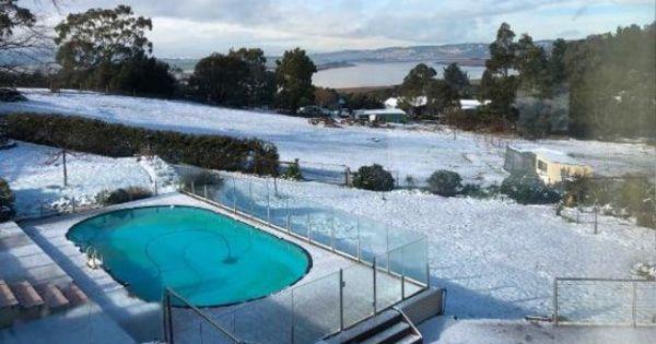 Regiunea unde a nins prima dată după 50 de ani: Locuitorii sunt în extaz thumbnail