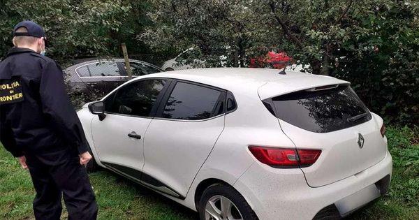 Mașină furată din Franța, descoperită în România: Un moldovean e reținut thumbnail