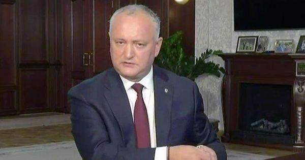 Додон: Надеюсь, что ограничение доступа в Приднестровье будет снято thumbnail
