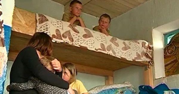 Povestea unei familii cu 6 copii din Sângerei care riscă să rămână pe drumuri thumbnail