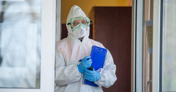 Peste 660 de medici din R. Moldova, infectați cu COVID-19 thumbnail