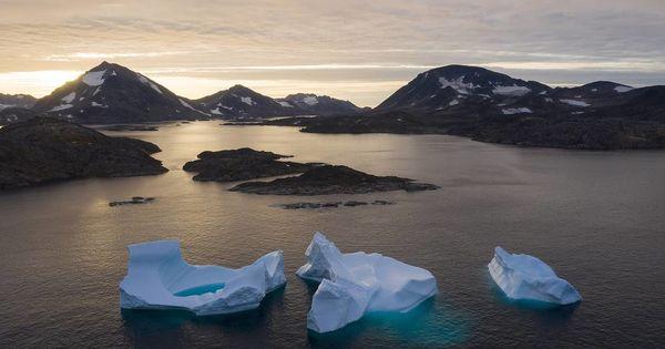 Скорость таяния льдов Гренландии побила рекорд последних 12 тыс. лет thumbnail