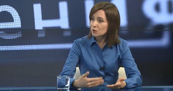 Санду о выборах: Я не иду как антироссийский кандидат, я против коррупции thumbnail