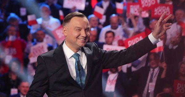 Дуда переизбран президентом Польши на второй срок thumbnail