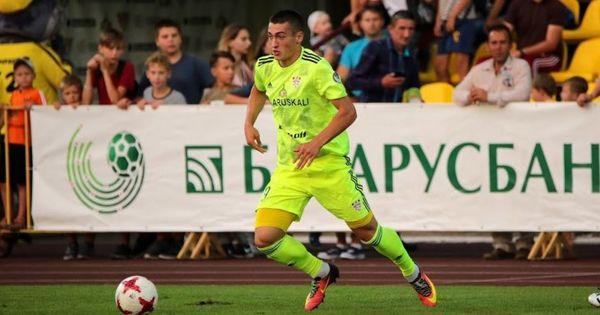 Футболист сборной Молдовы Ион Николаеску будет играть в чемпионате Словакии thumbnail