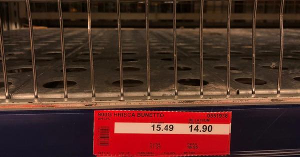 В оптовых магазинах Кишинева опустели прилавки с гречкой thumbnail